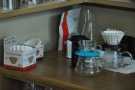 However, Wyndham Tea also offers pour-over uisng the Kalita Wave and Aeropress.