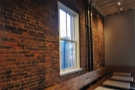 I loved the exposed-brick walls on the right-hand side...