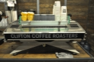 ... and Clifton Coffee Roaster's Kees van der Western, both in the Soho zone.