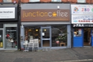 Junction Coffee on Aigburth Road, heading south out of Liverpool.
