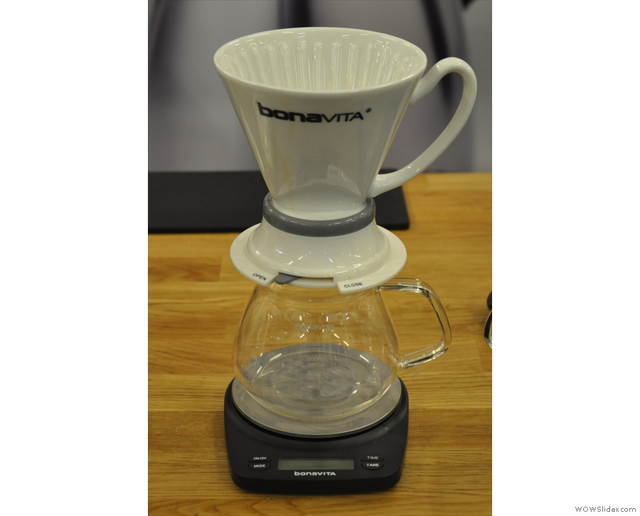 Or perhaps the combined immersion brewer/filter? Or even the waterproof scales?