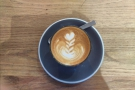 The instagram view does the latte art more justice :-)