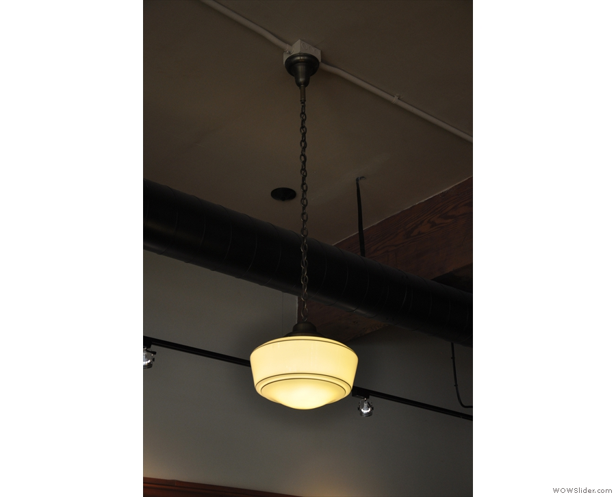 There are more types of light-fitting...