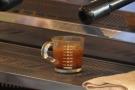Amazing crema on my espresso!