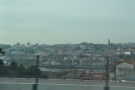 Appropriately, my last views of Porto were from the train windows as we sped along.