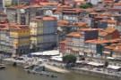 This is the Ribeira, the old docks at the heart of Porto.