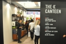 Instead, this is what had drawn me to the Square Mile stand: The Canteen.