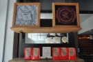 The top row, in red, is the Emilio Lopez single-origin from El Salvador, exclusive to Coava.