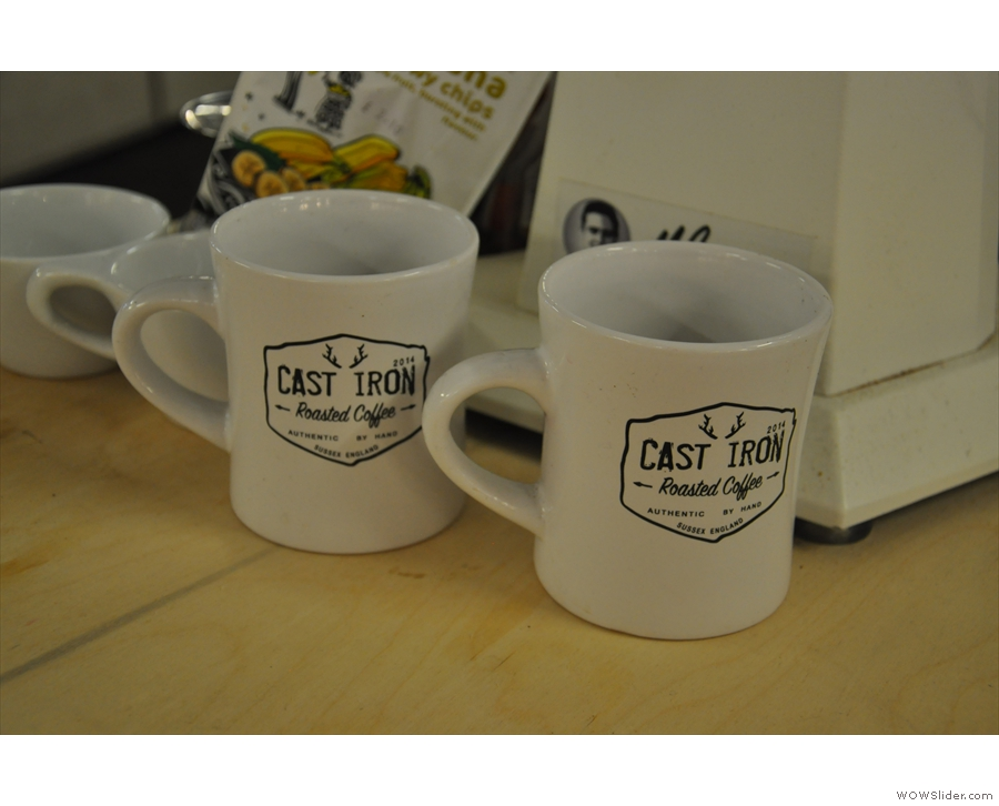... plus some rather photogenic mugs!