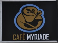 The Cafe Myriade Logo