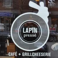 Le Lapin Pressé, café + grillcheeserie.