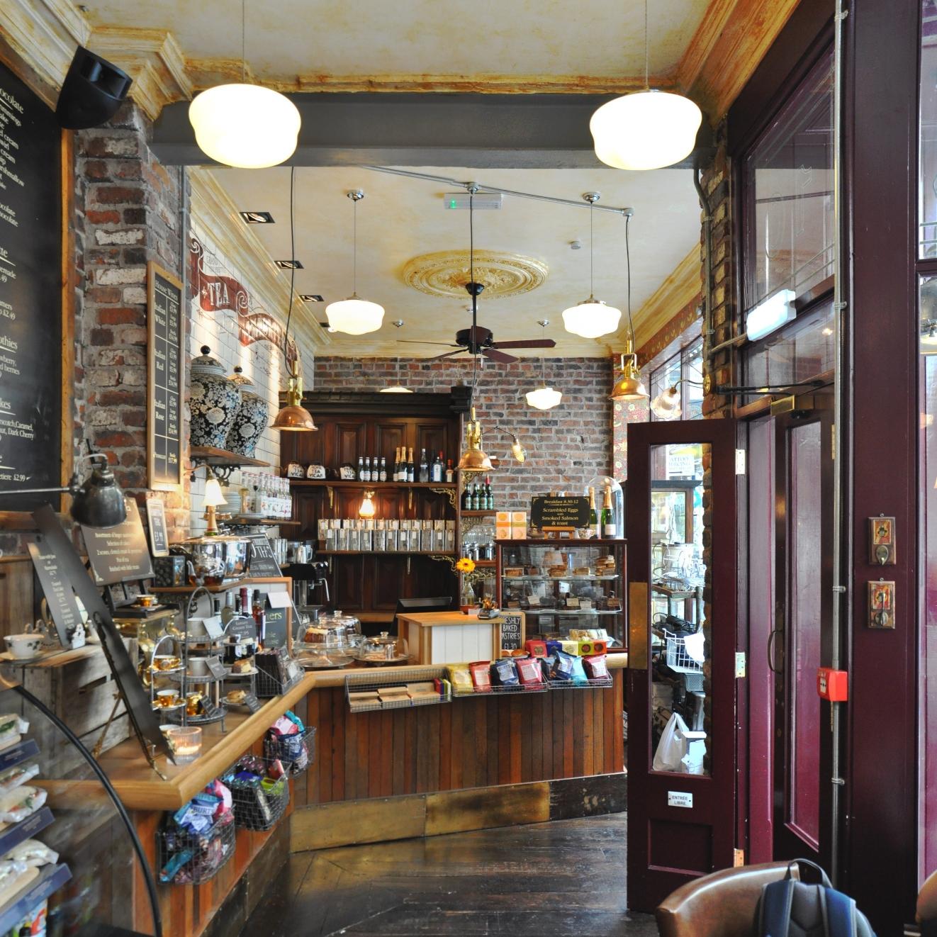 Thumbnail Barker Tea House Counter Brian S Coffee Spot