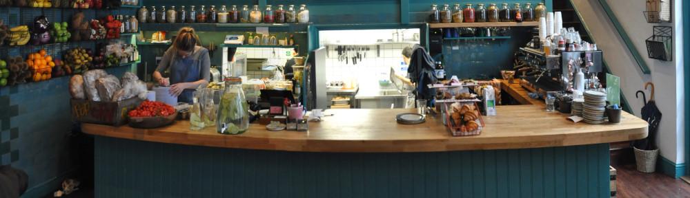 City Farm Cafe Bristol