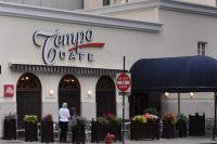 Tempo Cafe in Chicago's Near North neighbourhood.