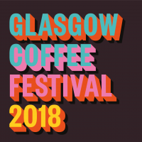 The Glasgow Coffee Festival Logo for 2018