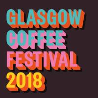 The Glasgow Coffee Festival Logo for 2018