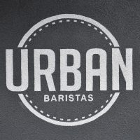 The Urban Baristas sign from the wall of the Waterloo branch.