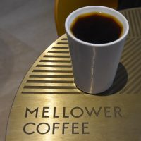 My Enchanting Yunnan pour-over in my Therma Cup at Mellower Coffee in Century Link Tower 1, Shanghai.