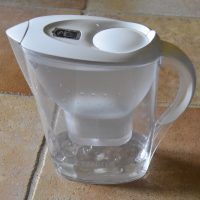 My humble Brita Water filter which I use for my coffee making.