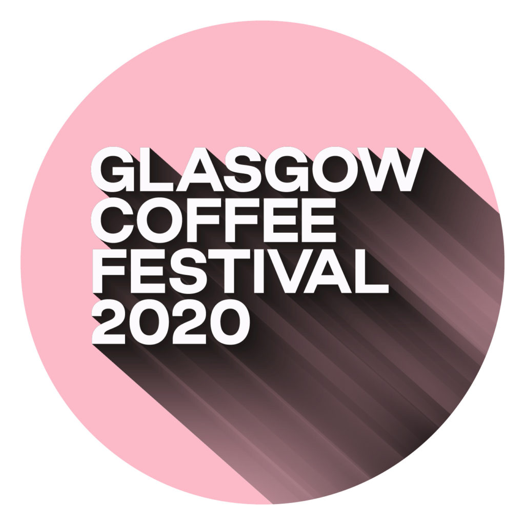 The Glasgow Coffee Festival 2020 logo