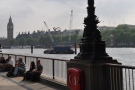 ... still affording one of the best views in London.