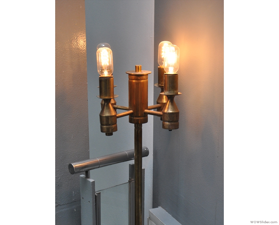 Nice lamp.