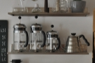 Copenhagen Coffee Labs has a range of tools at its disposal when it comes to filter coffee!