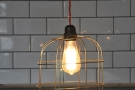 I loved the light bulbs, so fierce they have to be kept in cages!