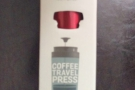 This Espro Travel Press, in fact. Sorry about the terrible picture.