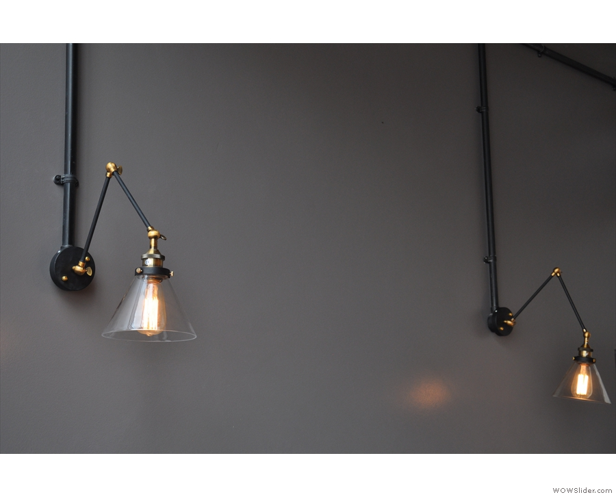 It might be small, and bright, but Espresso by K2 has got some great lights!