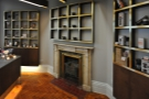 ... which leads to this, the magnificent retail room at the back of Coffee Angel.