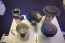 My Aeropress even comes travelling with me. This is from a flight to America...