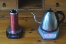 However, I also use them when making my coffee. In this case, my Espro Travel Press.