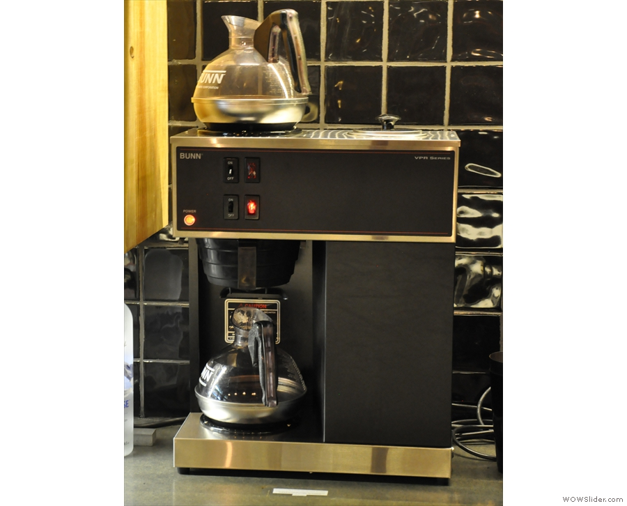 ... while there's also bulk-brew filter. However, if you fancy something more personal...