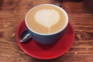 ... and, before I left, another flat white.