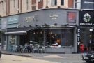 Birmingham's Cafephilia, on the corner of Alcester Road & Woodbridge Road in Moseley...