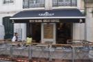 Fabrica Coffee Roasters on Lisbon's Rua das Portas de Santo Antão.
