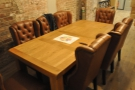 ... and a lovely-looking conference table.