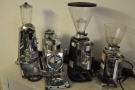 More grinders! And a couple of vintage Gaggia juicers too!