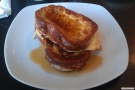 French toast: a cake-breakfast cross-over (and served all day)