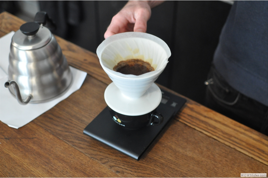 Black Market will also do pour-over if you ask nicely.
