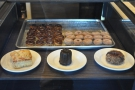 Ipsento also does a small range of cakes... And doughnuts!
