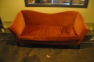 I made good use of this particular sofa last year! I wonder if I can put a reserved sign on it?