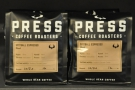 ... while Spitball is the current guest espresso blend.