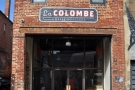 La Colombe, tucked away in Blagden Alley in Washington DC.