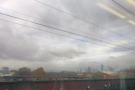 Arriving in Manchester for the Manchester Coffee Festival and its reassuringly cloudy.
