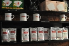 ... and coffee mugs, and Chemex filters.