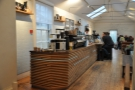Colonna & Small's, where you can learn just listening to the staff talking to the customers.