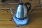 ... in combination with my Bonavita Gooseneck kettle.
