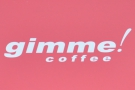 Another entry from the Williamsburg neighbourhood, it's Gimme! Coffee on Roebling Street.